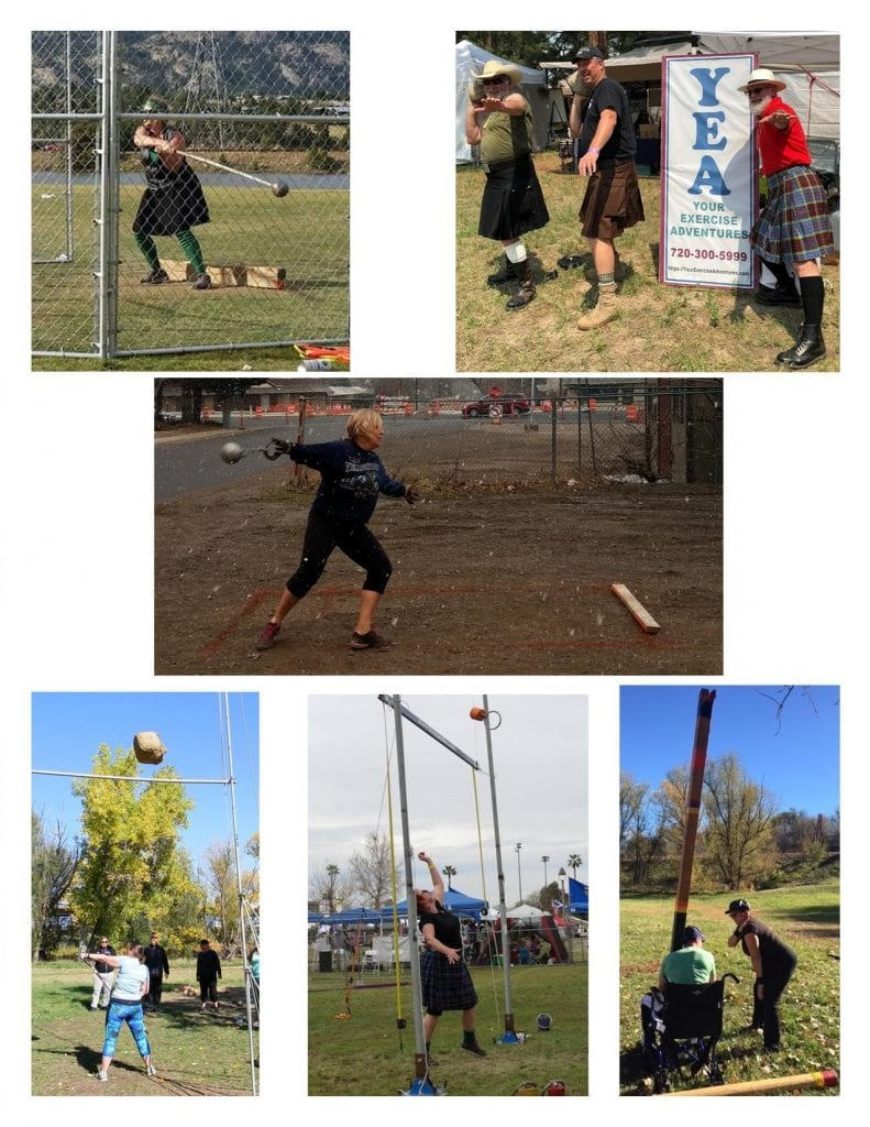 Scottish Highland Games Adventure