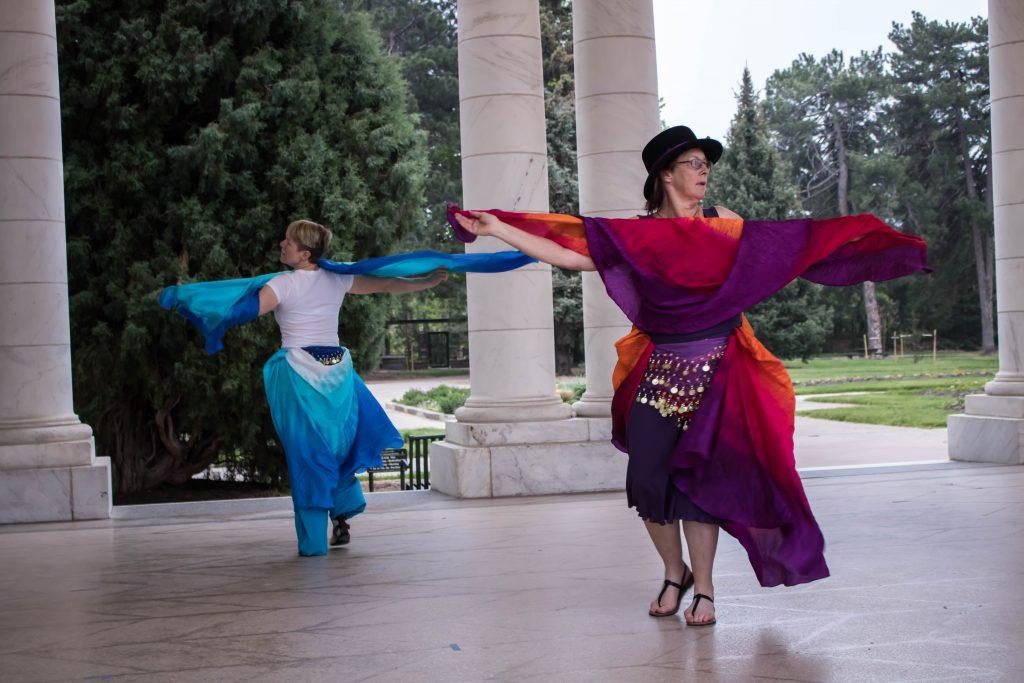 YEA Dancers Performed In Cheesman Park June 2019